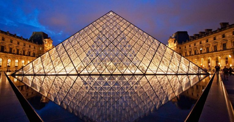 آی.ام.پی معمار هرم شیشهای موزه لوور در ۱۰۲ سالگی درگذشت