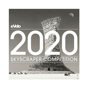 فرصت محدود برای شرکت در رقابت معماری 2020 eVolo، طراحی آسمانخراش